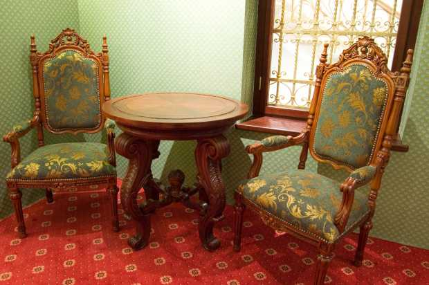 Old Fashioned Chairs