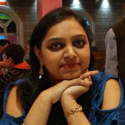 Preeti Shah - Chief Editor