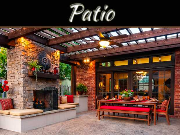 How to Get Summer Serenity on a Small Patio Space