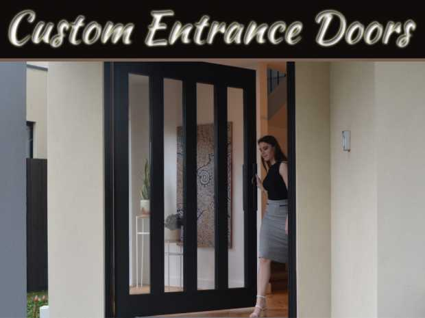 Important Considerations When Purchasing Custom Entrance Doors