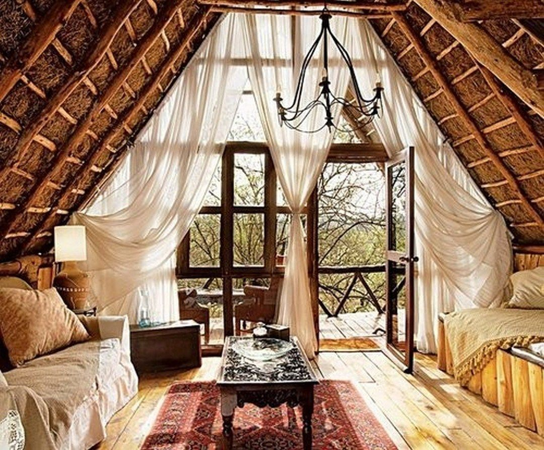 Loft Bedroom Designs