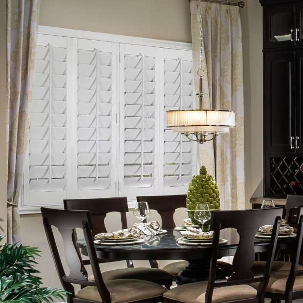 Sunburst Shutters And Window Fashion