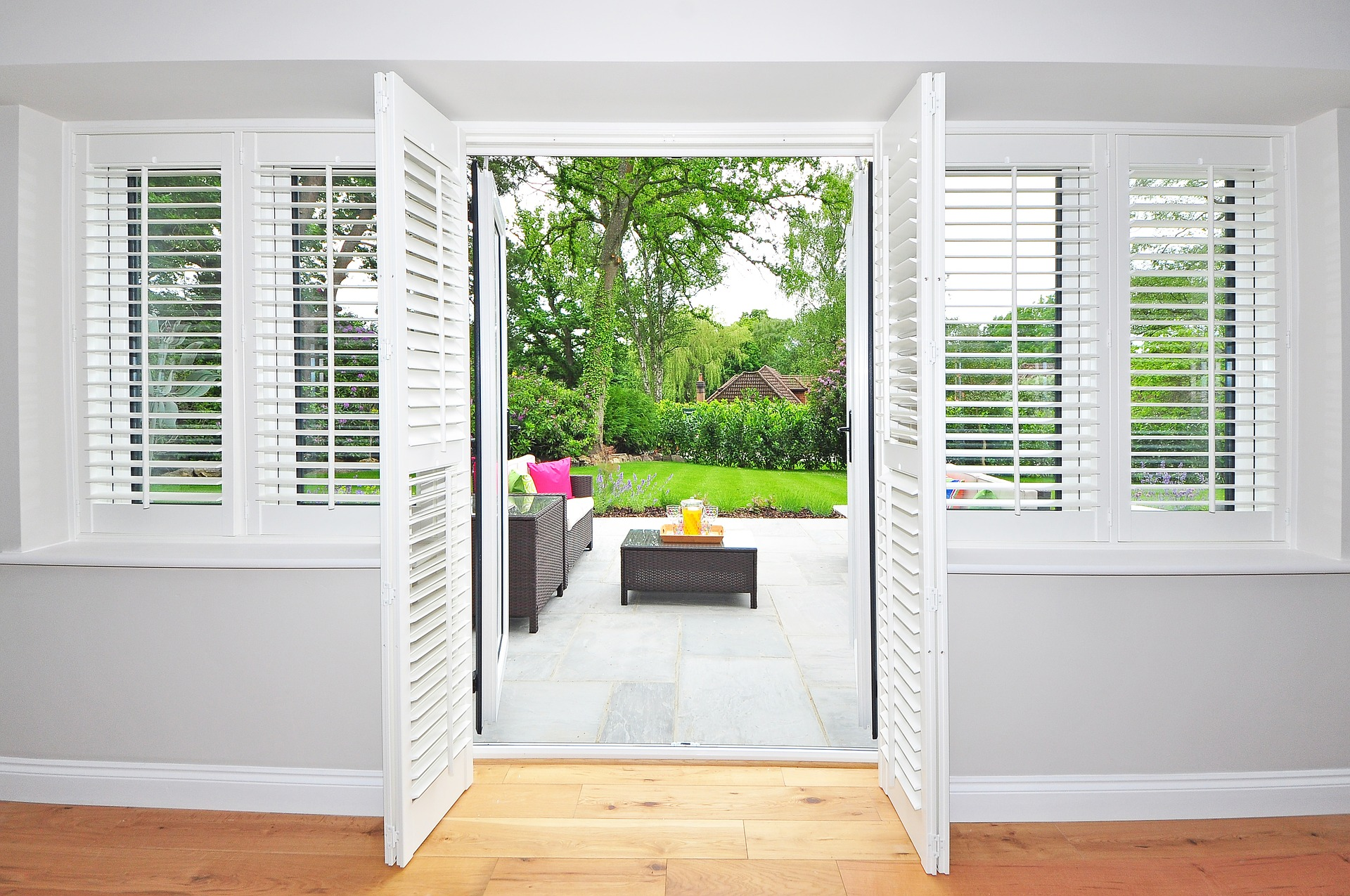 Custom Windows Shutters