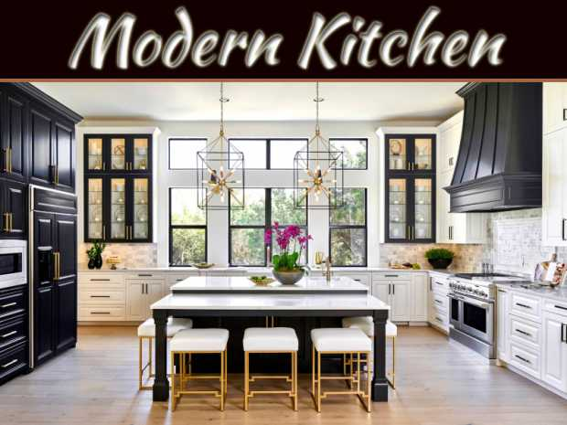 Ideas to Make Your Kitchen Appear Modern