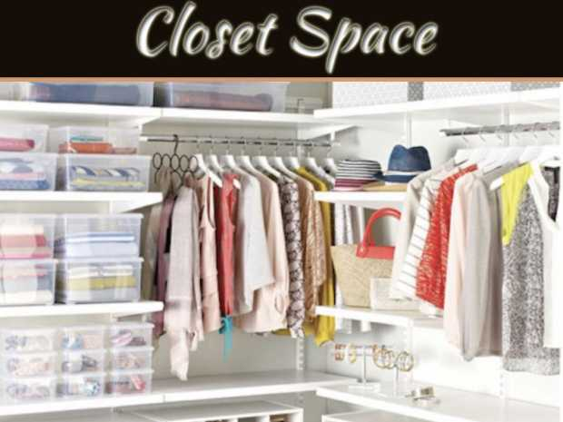 Planning Your Closet Space Ahead