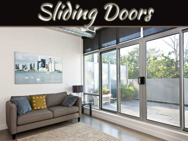 Sliding Doors: Enhance The Beauty And The Functionality Of Your Place