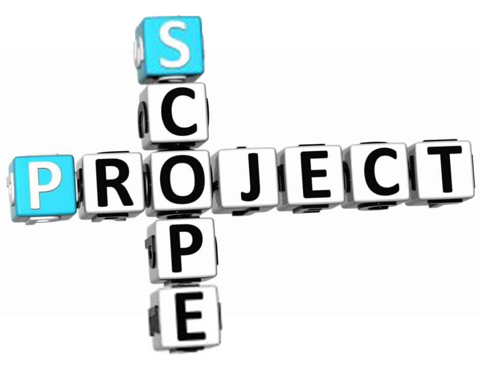 The Scope of Your Project