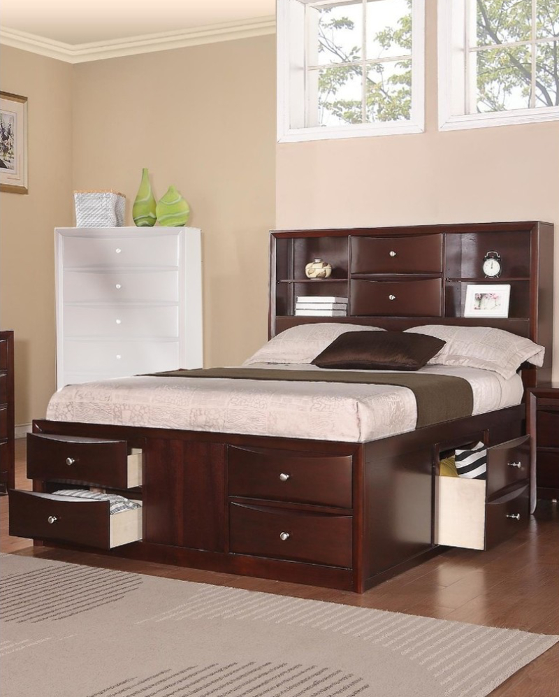 Storage solutions for your tiny bedroom my decorative for Divan bed frame sale