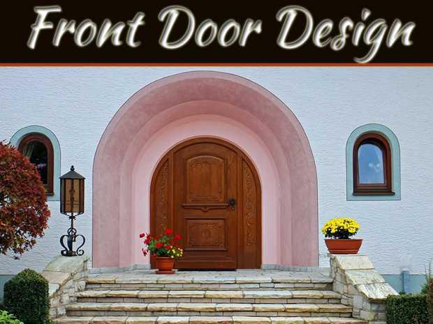 Front Door Design – Aesthetics, Functionality and Security