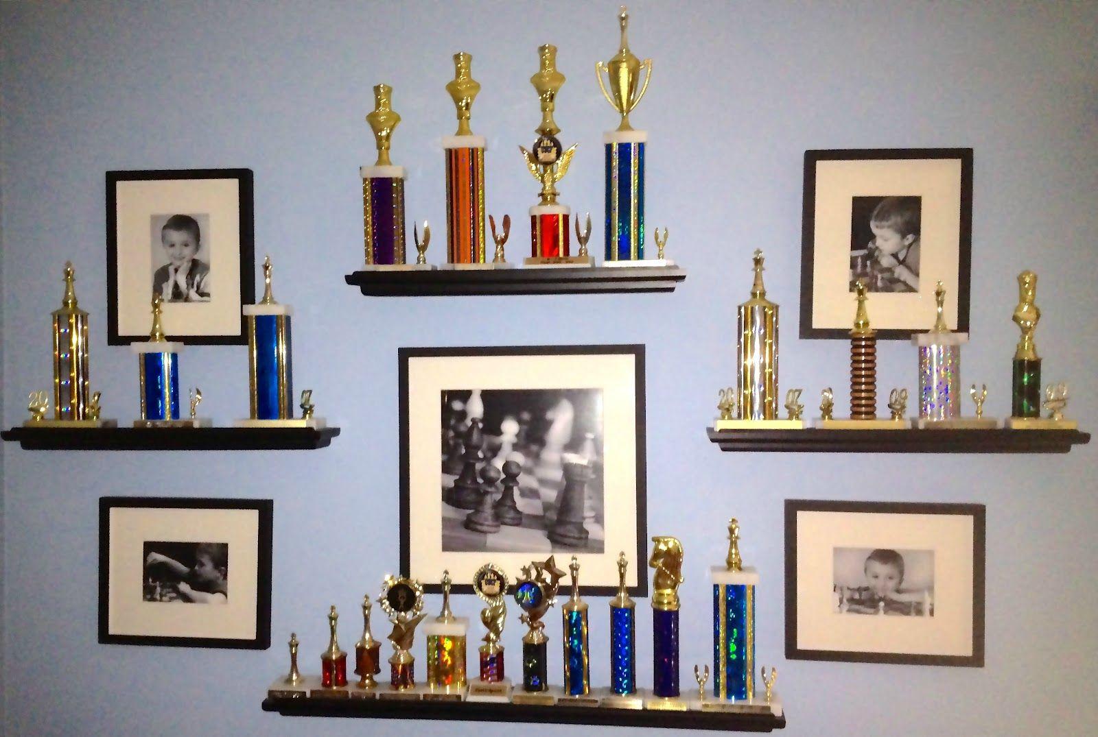 Kids Awards & Achievements Decor