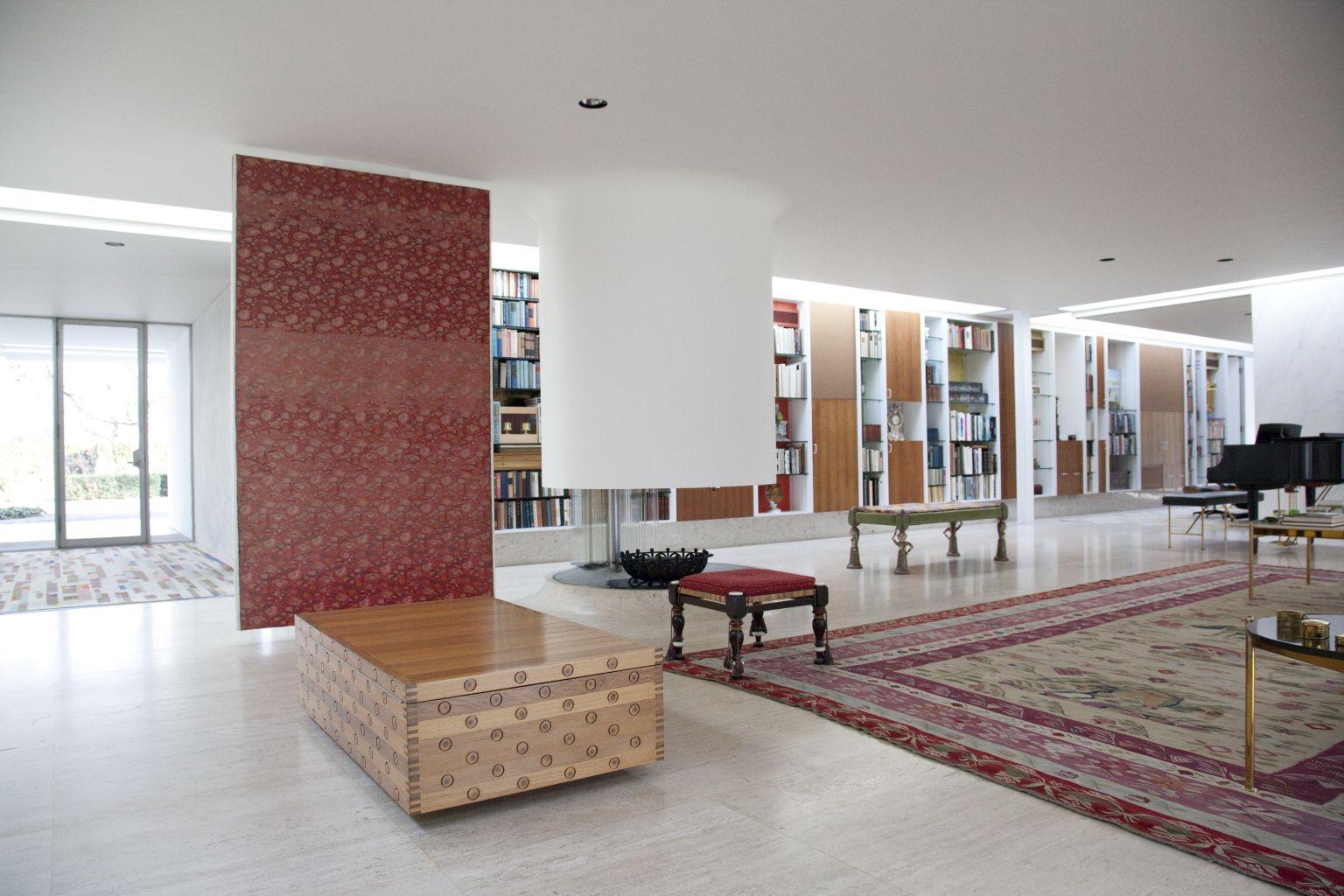 Miller House Interiors