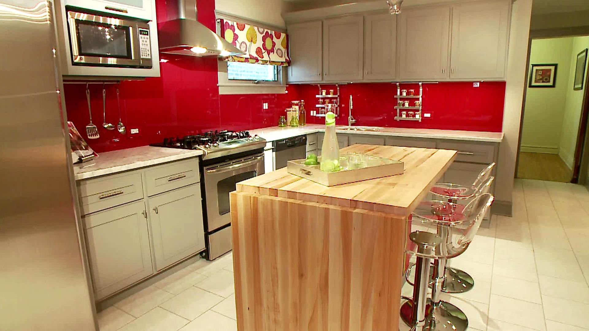 Paint Your Kitchen A Warm Hue