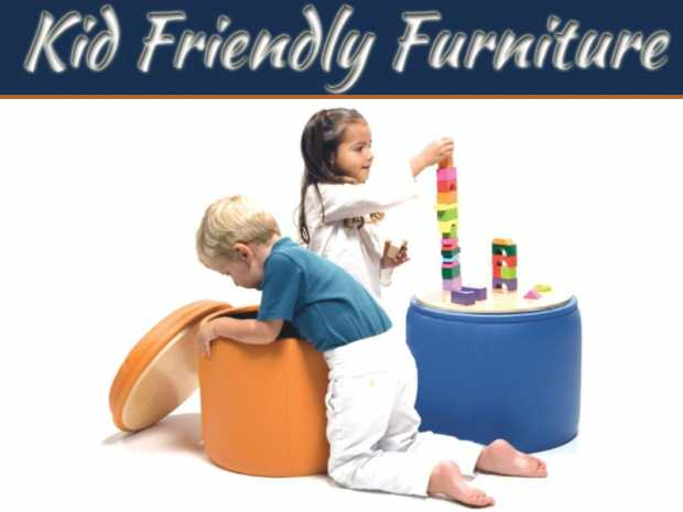 Six Of The Most Kid Friendly Furniture Ideas In All Creation