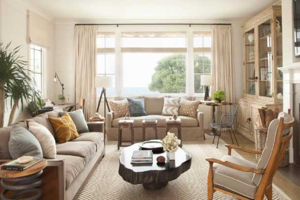 Summer Inspired Room