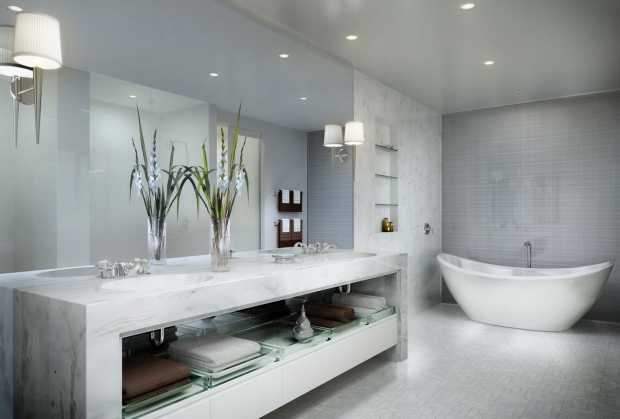4 Ways to Create a Modern Bathroom Aesthetic