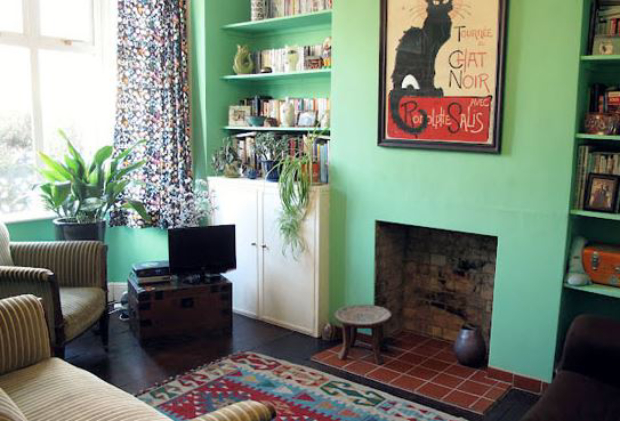 Eclectic Decorating How to Find the Balance Between Cluttered and Cozy 2