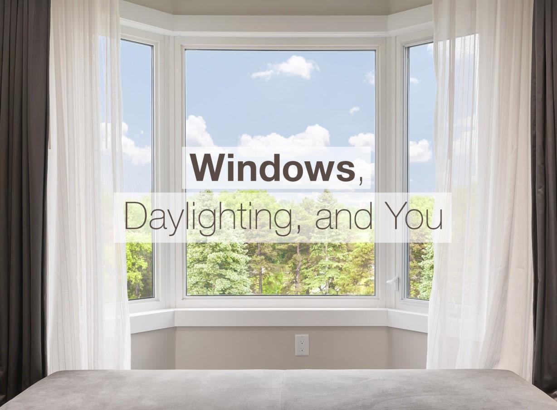 Windows Daylighting
