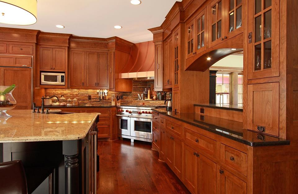 Custom Made Kitchen Cabinets My