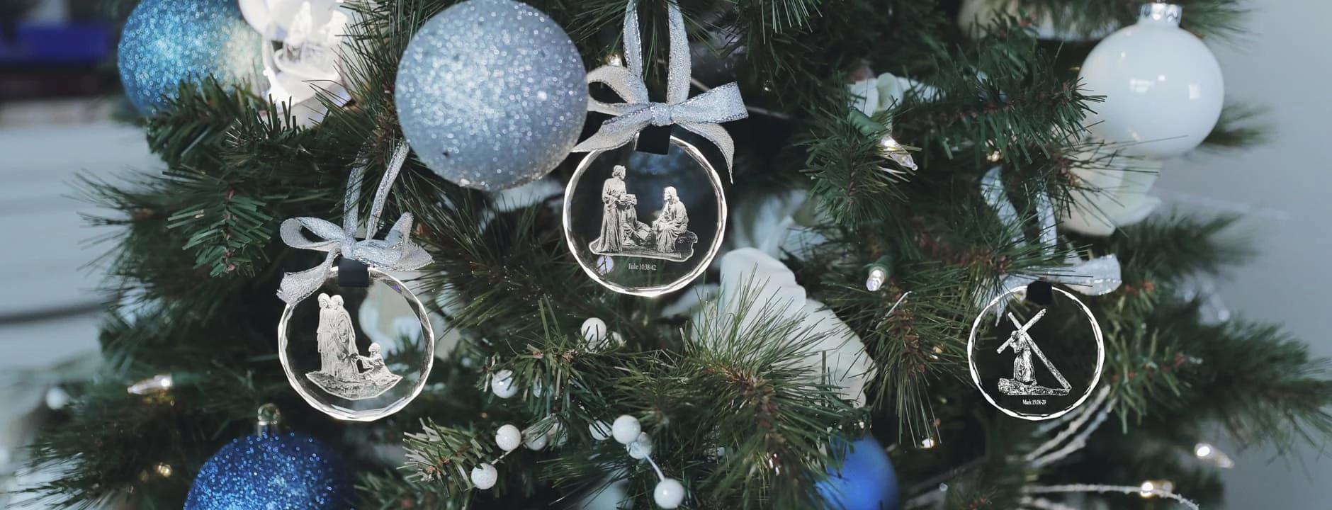 Organize Holiday Decorations