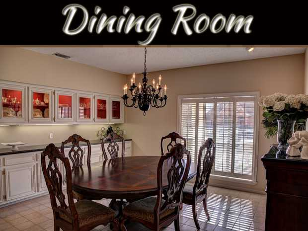 Turning Your Dining Room into a Decor Masterpiece