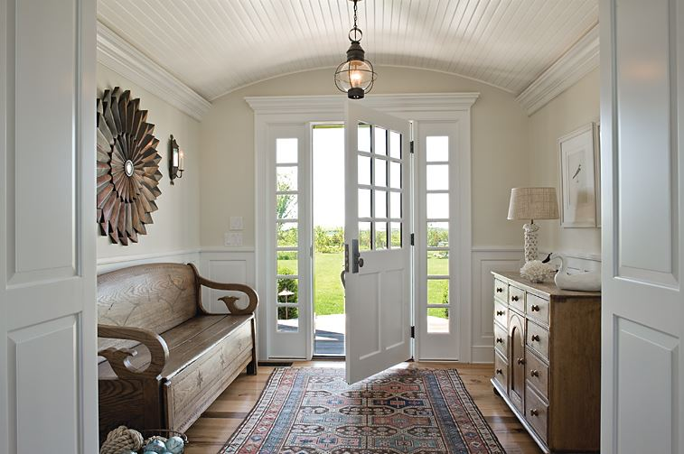 Clean Your Entry Ways