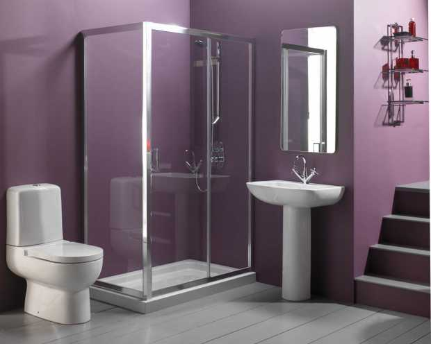 Marlvel Bathroom Design