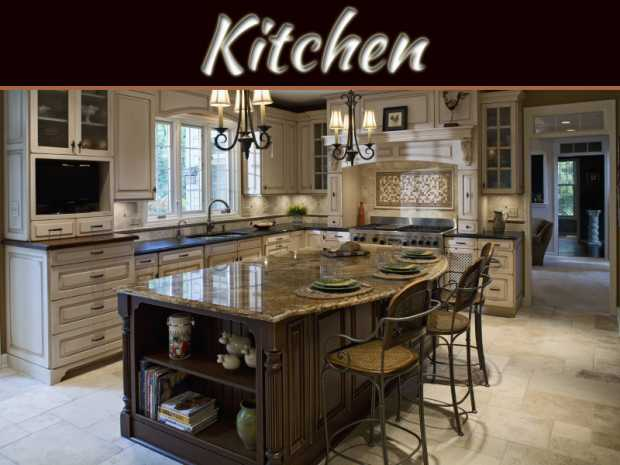 Beautiful Steel Decor For Your Kitchen