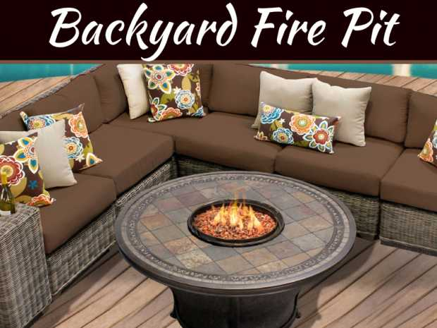 Gather Round: Safety Tips for Your Backyard Fire Pit