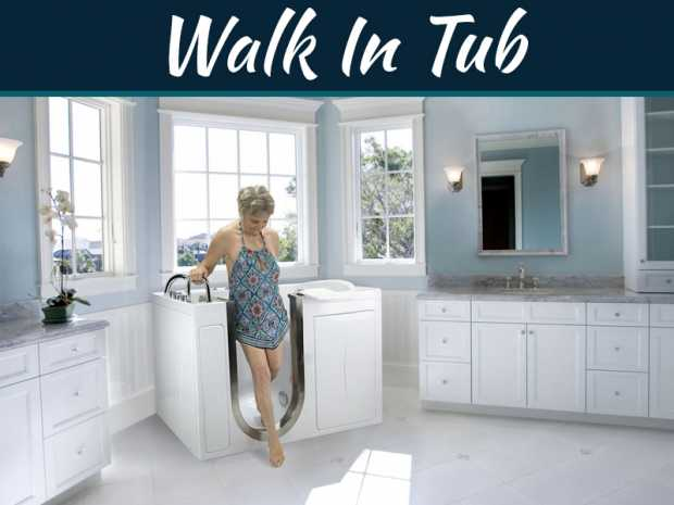 Reasons To Install A Walk In Tub In Your Lethbridge Home