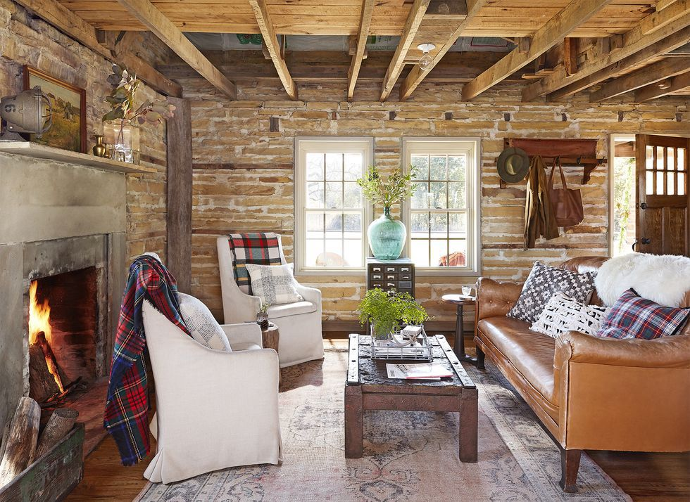 Adorable Decor Ideas For A Woodsy Cabin Look My Decorative