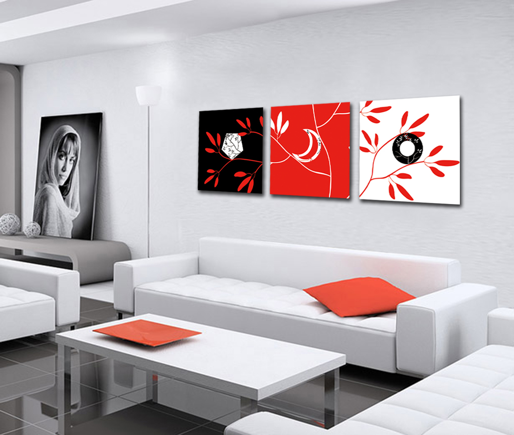 Canvas Print Modern Artwork