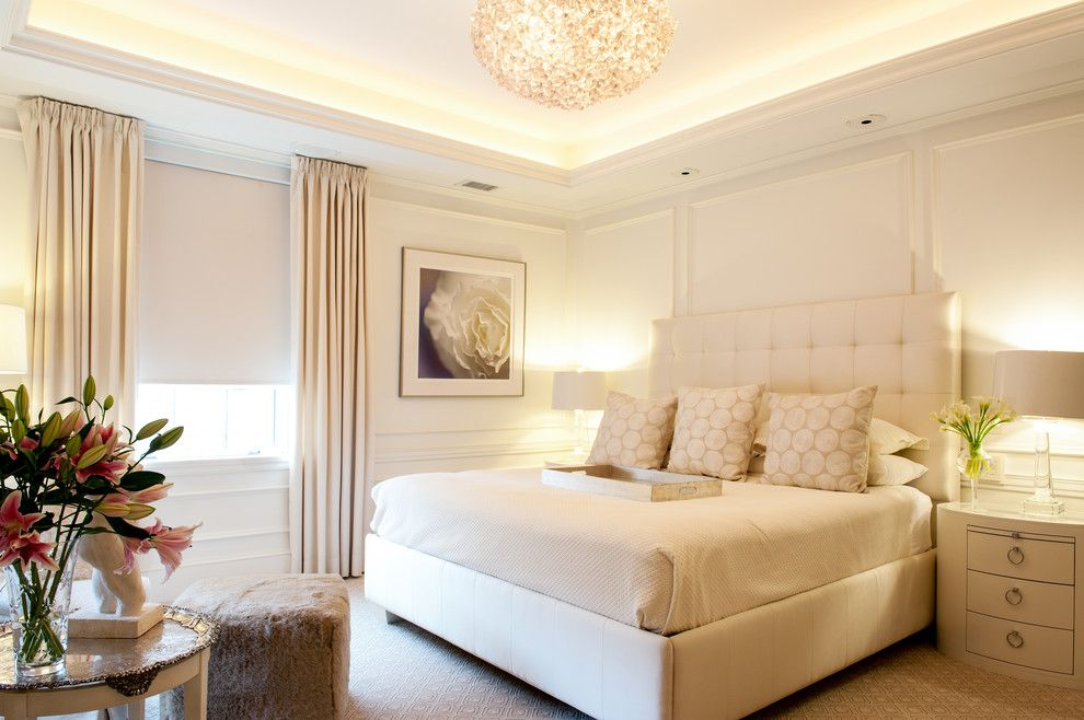 All White Cream Decor