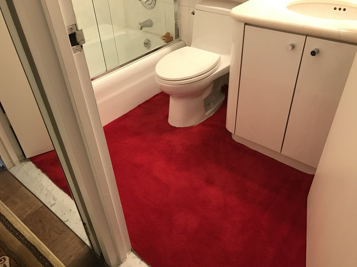 Best carpet for bathroom