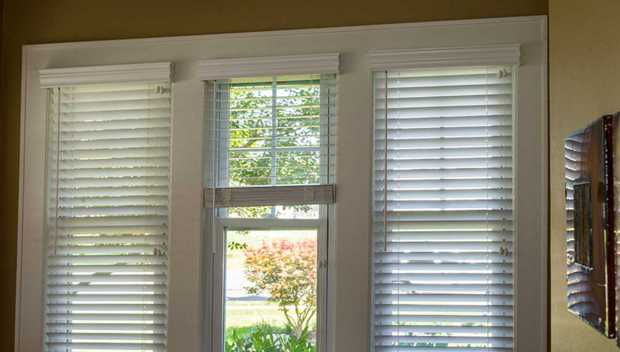 Efficient Window Treatments