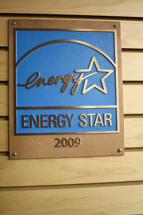 Energy Star Certified 2009