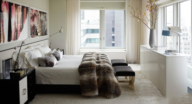Master Bedroom Bench