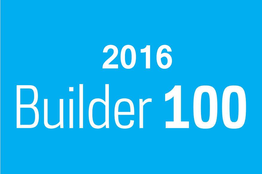 2016 BUILDER 100