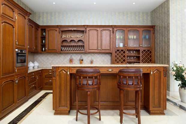 Luxury Country Kitchen