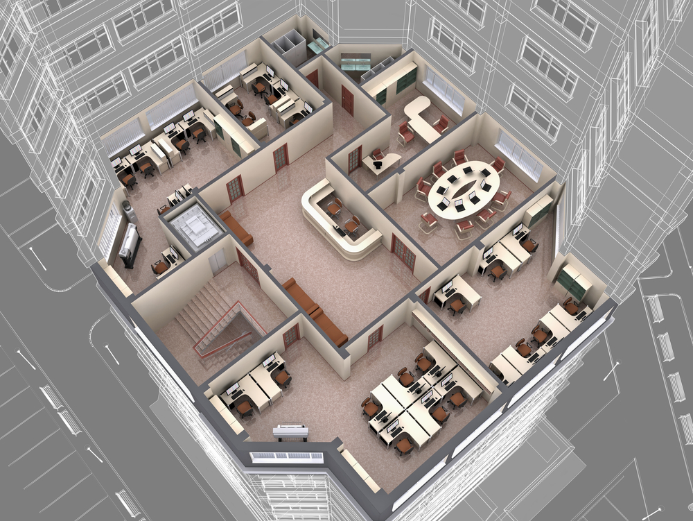 Plan Well Your Office Layout