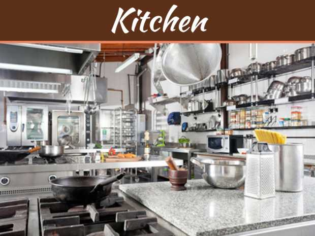 Tips for Refurbishing Commercial Kitchen