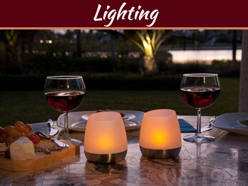 Top 8 Lighting Ideas for Valentine's Day!