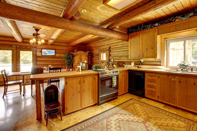 Country Kitchens – The Compact Traditional Kitchen | My Decorative