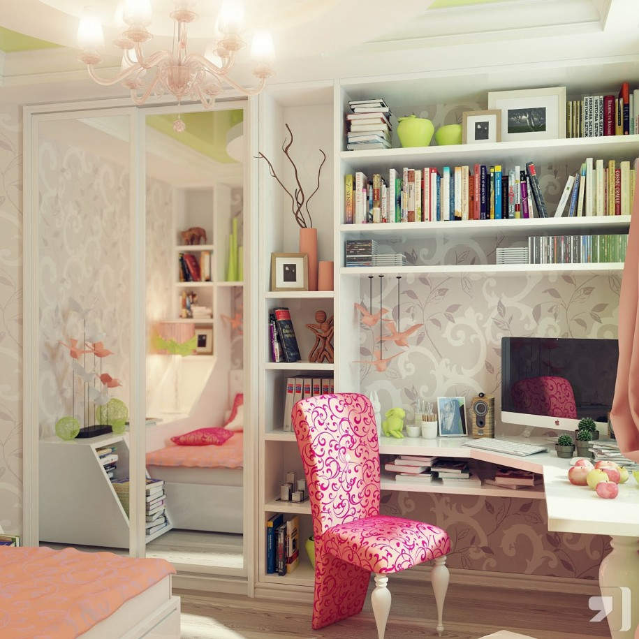 Dazzling Girl Kid Room