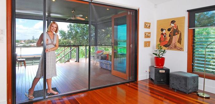 Fly Door And Windows