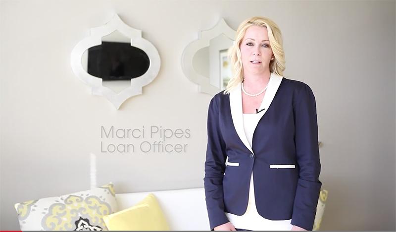 Marci Pipe Loan Officer