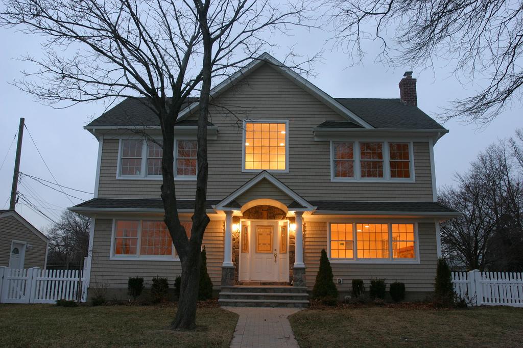 Appealing Home Ecterior Design