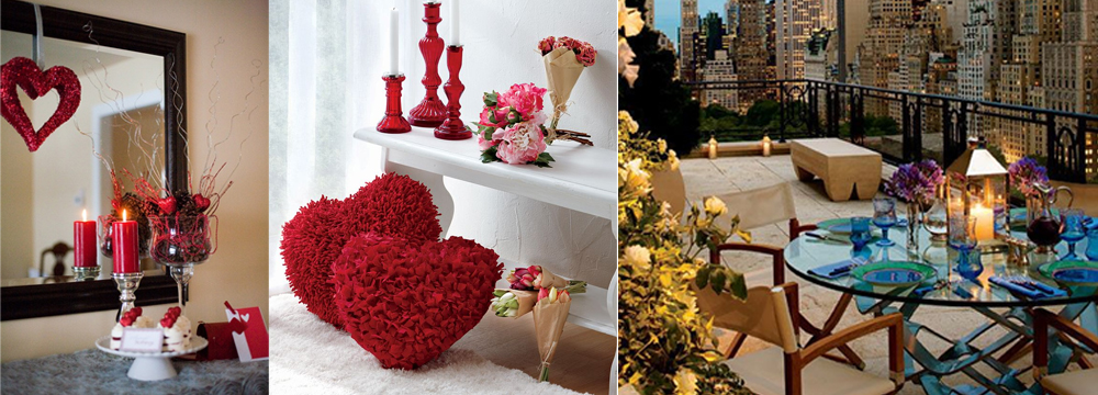 Love Is In Air: Valentine Décor Ideas