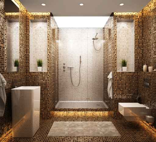 Install Best Frameless Shower Screens