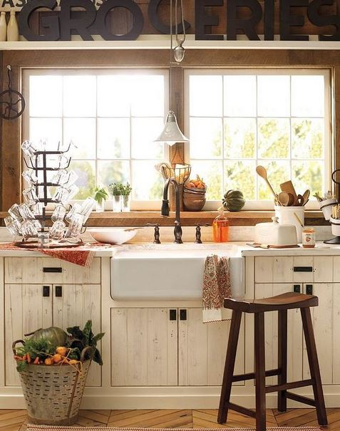 Kitchen Creations Cute Ideas for a Country Themed Dining Area