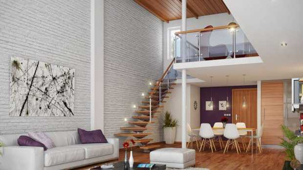 Turn Your Loft into a Dreamscape with These Decor Ideas 2